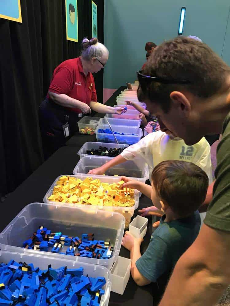 Build a Minilander LEGOLAND Florida