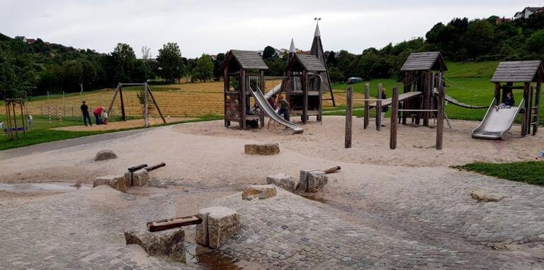 Playground near Stuttgart, Germany