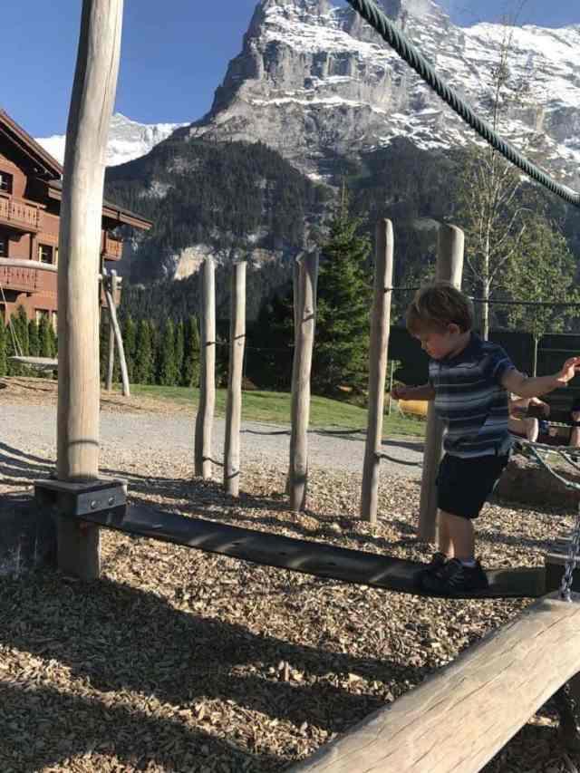 Grindelwald Playground