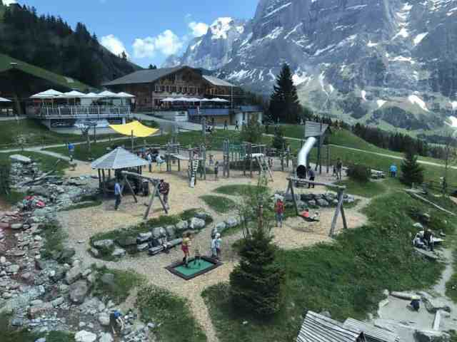 Bort Alpine Playground