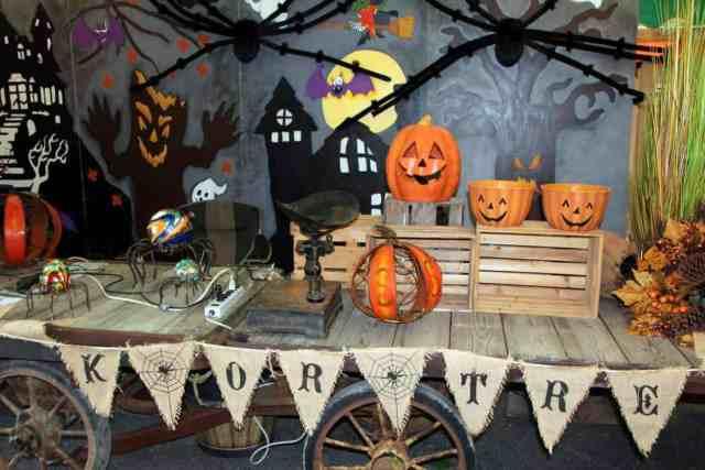 Burke Nursery Pumpkin Playground