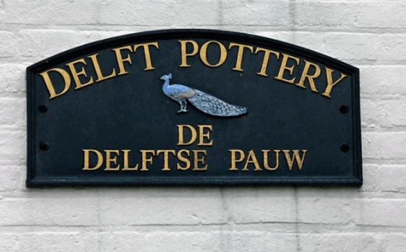 Delft Pottery Royal Delft Blue