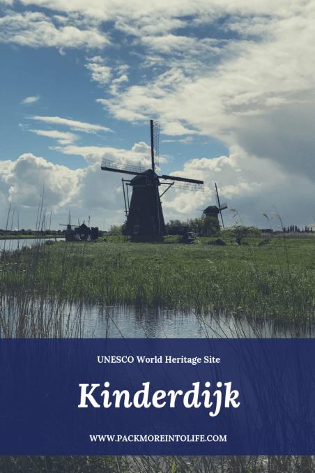 Kinderdijk Windmills Netherlands
