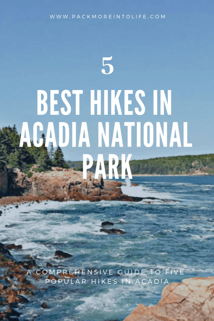 Best hikes in Acadia National Park