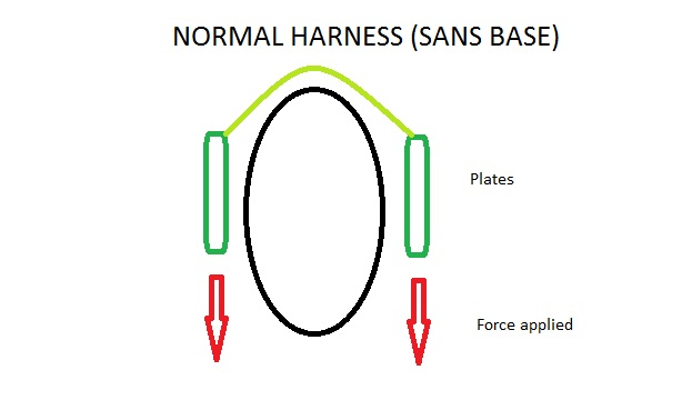 Normal harness