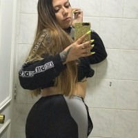 Carolina Medina ardiente jovencita culona + VIDEO