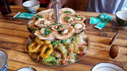 Vietnamese food at An Nam restaurant