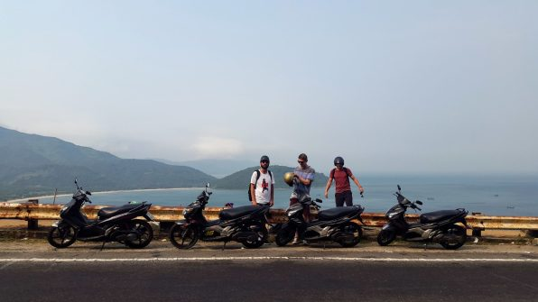 My biking friends