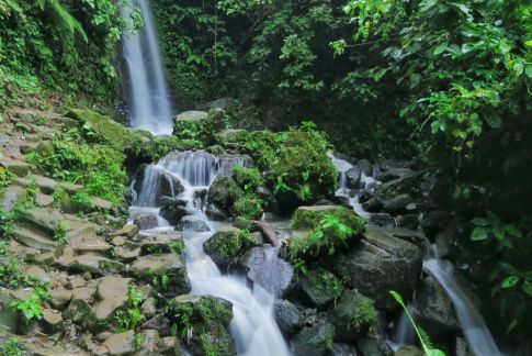 Waterfall in Ubud