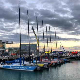 Auckland marina ( Credit to @__lisa_w__ )