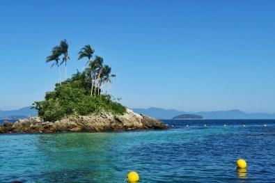 Islands near Ilha Grande