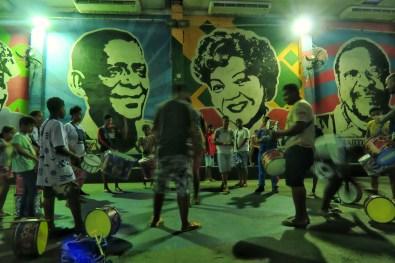 Samba school