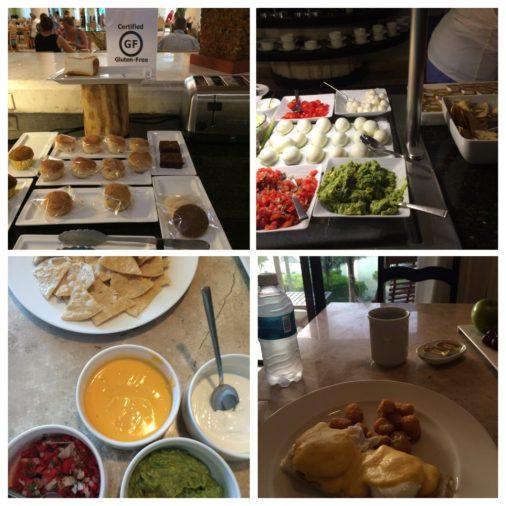 Gluten Free at El Dorado Resort