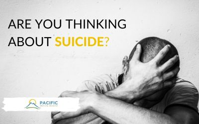Are you thinking about suicide?
