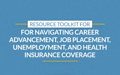 Washington Resources for Career Advancement, Job Placement, Unemployment, and Health Insurance Coverage