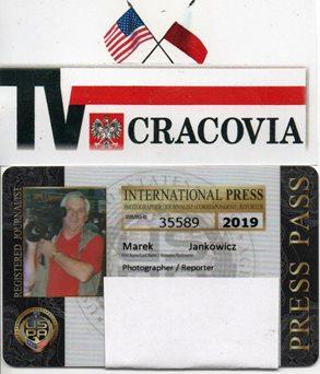 TV Cracovia - Marek Jankowicz