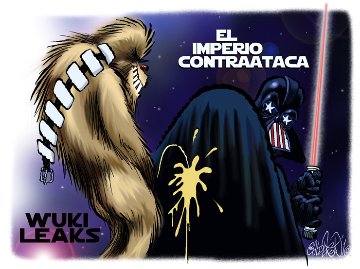 Wuki Leaks - Calderón