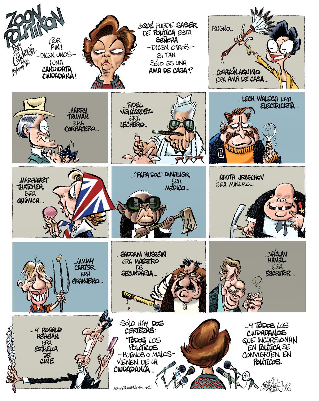 Zoon Politikon - Calderón