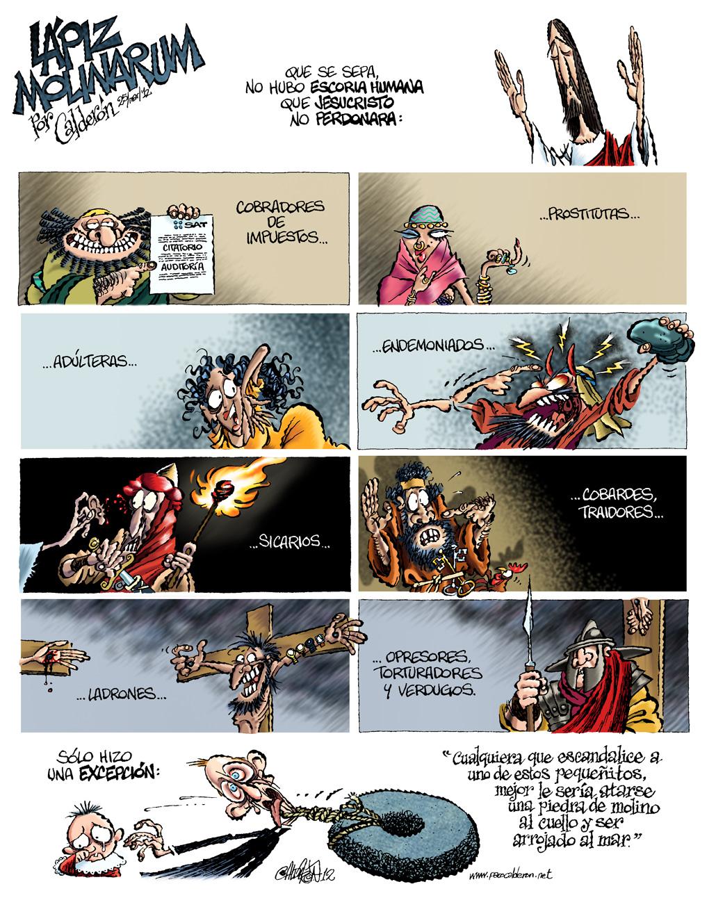 Lápiz Molinarium - Calderón