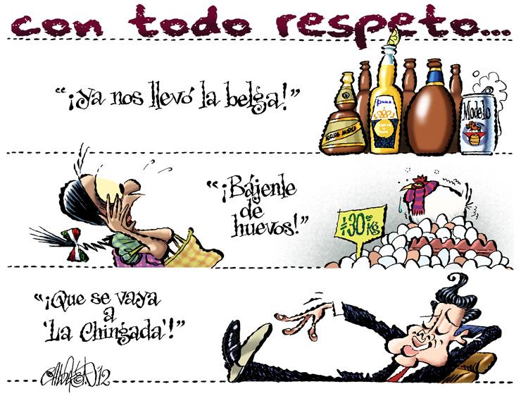 Con todo respeto - Calderón