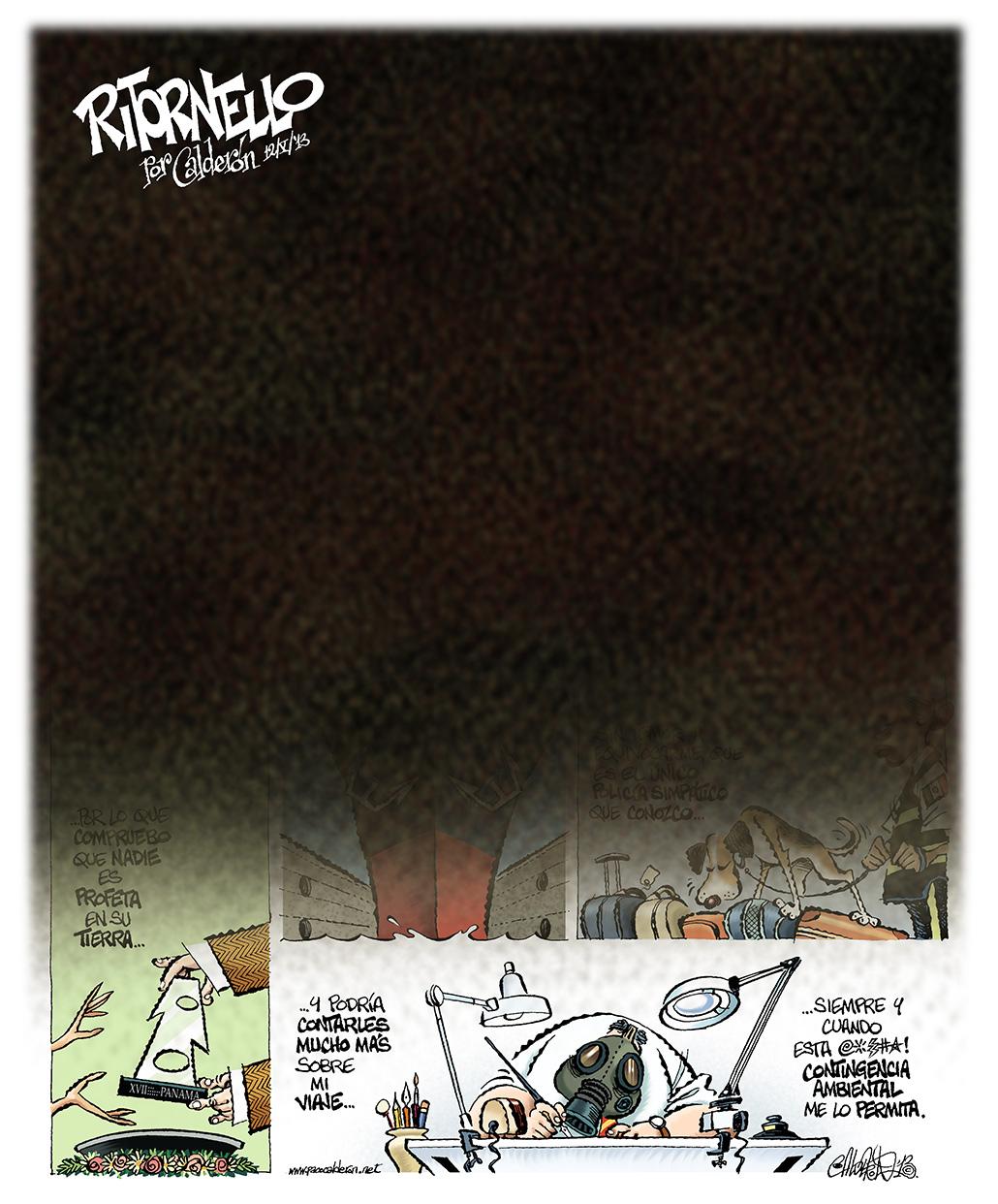 Ritornello - Calderón