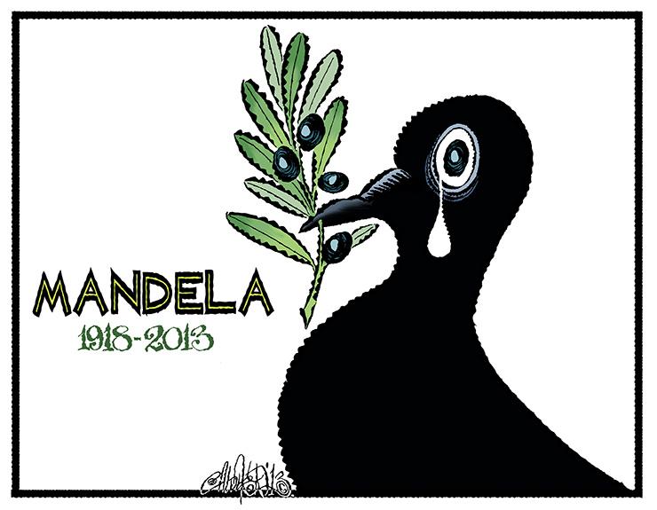 Mandela - Calderón