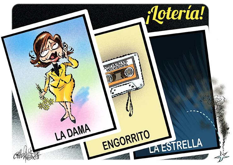 ¡Lotería! - Calderón