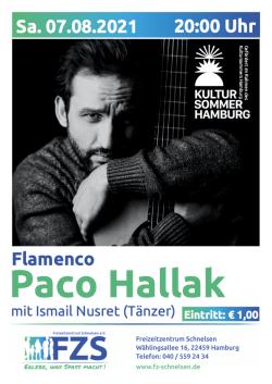flamenco konzert