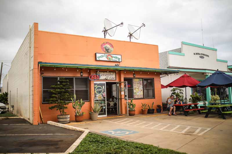 Pacos Tacos Mexican Restaurant Kapaa
