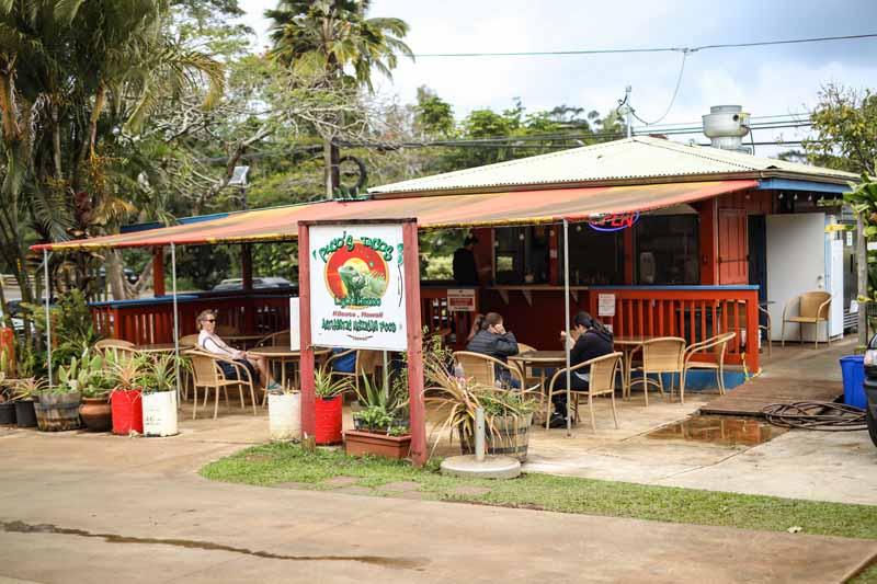 Pacos Tacos Mexican Restaurant Kilauea