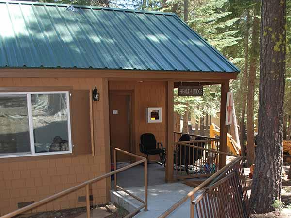 Camp Oljato Health Lodge