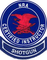 NRA Shotgun Instructor logo