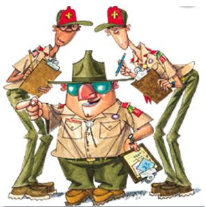 Commissioner illustration