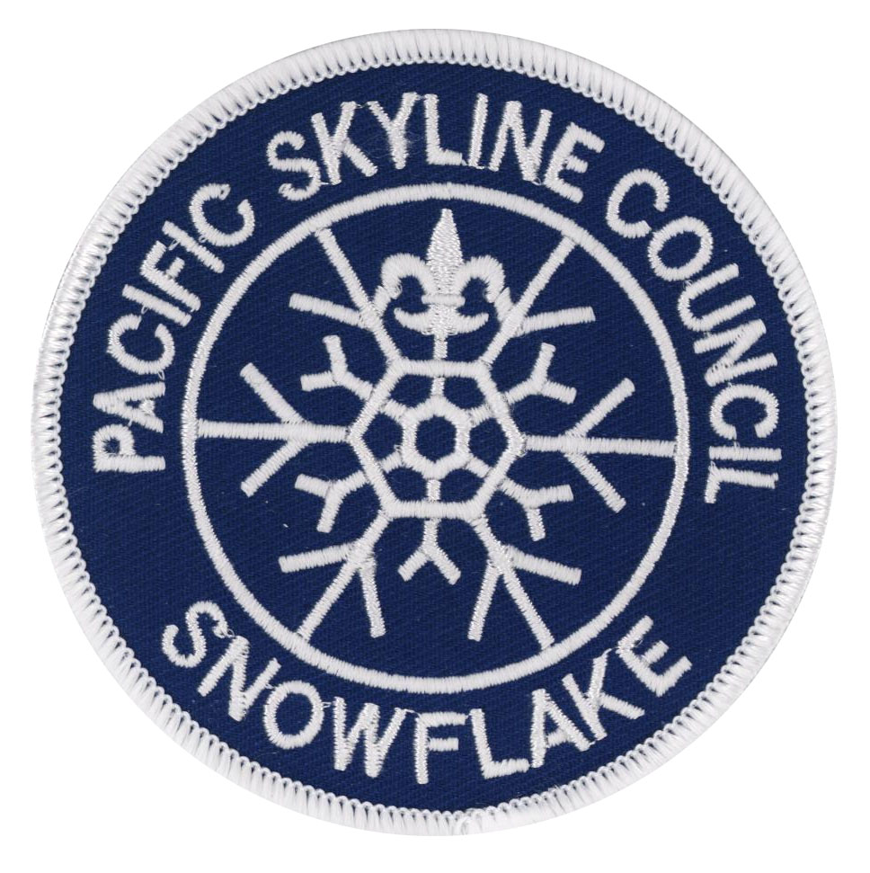 Snowflake Award patch