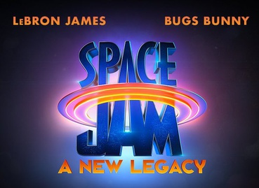 Space Jam: A New Legacy graphic