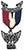 Eagle Scout award medal illustration