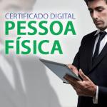 CERTIFICADOS PESSOA FÍSICA e-CPF