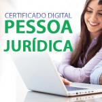 CERTIFICADOS PESSOA JURÍDICA