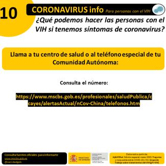 VIH_COVID19 Telefonos