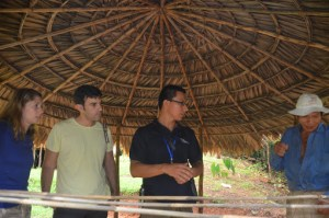 Meet Luis, A Guide Who Grew Up In Nature – And At Our Lodge