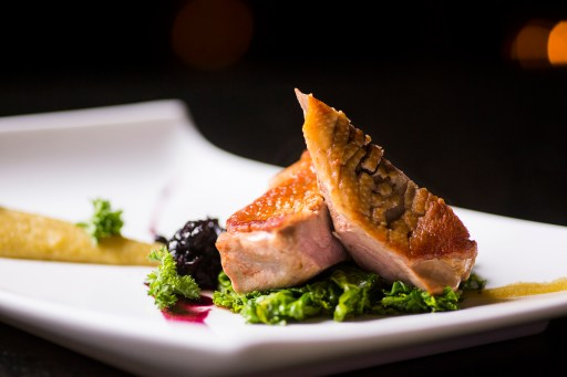 Farm-to-table gourmet dining experience