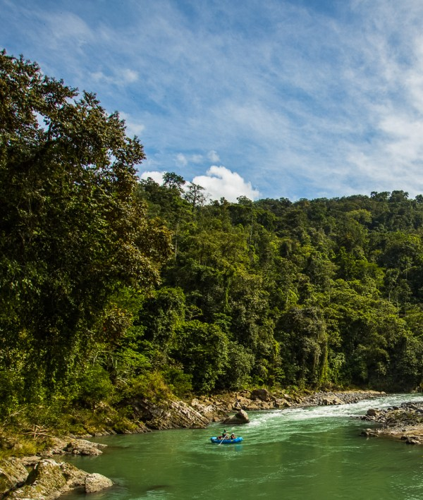 Costa Rica Has Become Famous for Its Eco Lodges