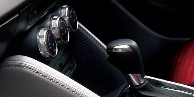 新型デミオ特別仕様車専用装備