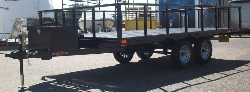 Gallery All Terrain Vehicle ATV Tandem Axle Trailers