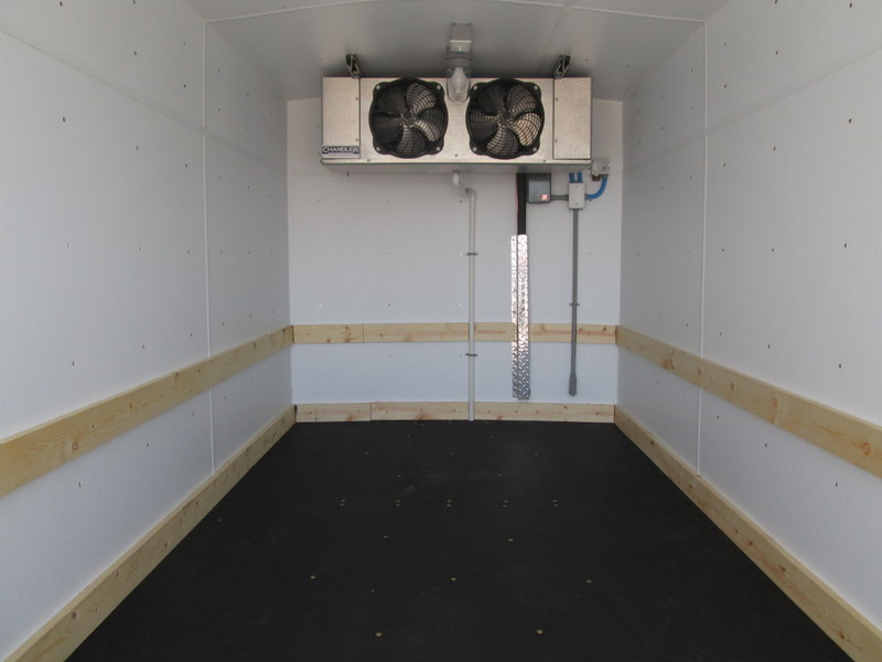Gallery Carson 6 And 7 Standard Enclosed Cargo Trailers Pac West Trailers