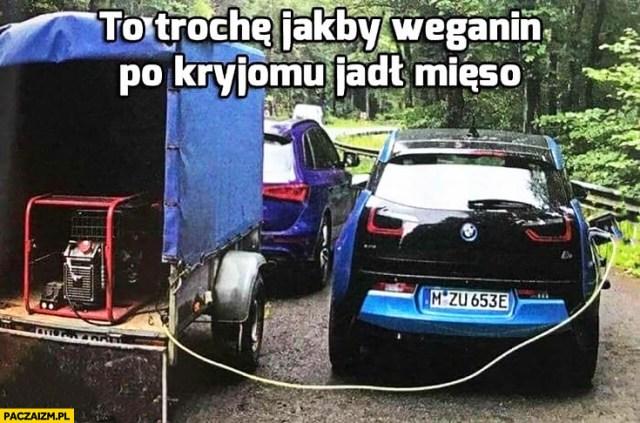 Samochody elektryczne memy – Paczaizm.pl | memy polityczne, śmieszne  obrazki, dowcipy, gify i cytaty