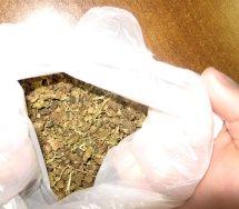 19-latek zatrzymany z narkotykami