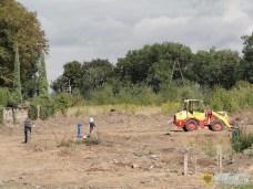 Trwają prace przy rozbudowie cmentarza komunalnego w Paczkowie