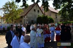 Uczcili 70-rocznicę osadnictwa na ziemiach zachodnich. Foto: UM Paczków