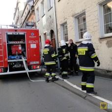 29 grudnia | Pożar na Narutowicza. Strażacy znaleźli ciało | Na ul. Narutowicza doszło do pożaru jednego z mieszkań. Na miejscu strażacy znaleźli ciało mężczyzny. | http://paczkow24.pl/pozar-na-narutowicza-strazacy-znalezli-cialo/